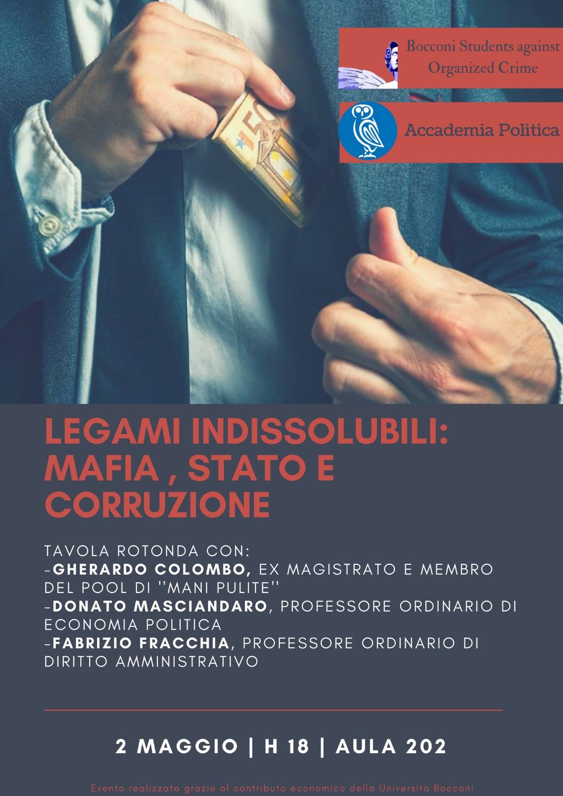 Legami indissolubili: mafia, Stato e corruzione